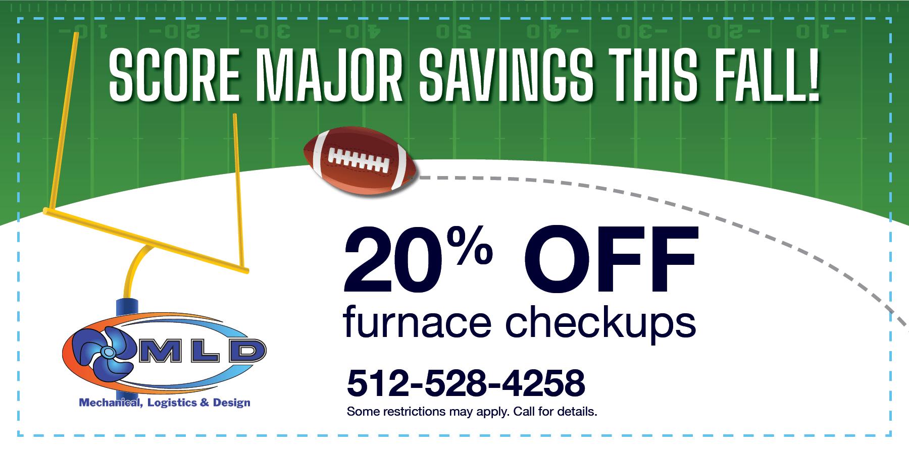 MLD Fall furnace coupon