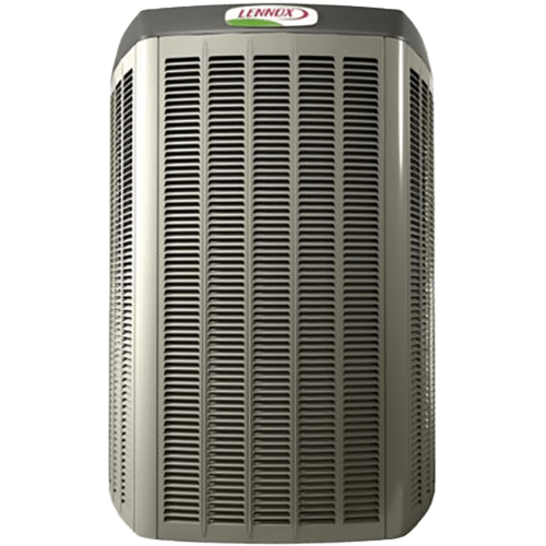 Lennox SL28XCV air conditioner.